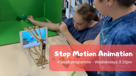 Stop Motion Animation » CHB District Library